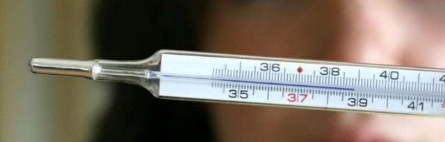 Температура при коньюктивите