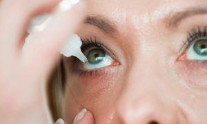 Какие глазные капли лучше после операции катаракты?