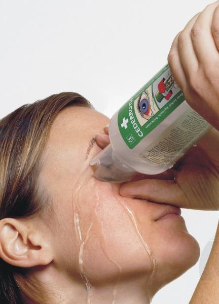 Чем промывать глаза при коньюктивите у взрослых, как правильно промыть глаз