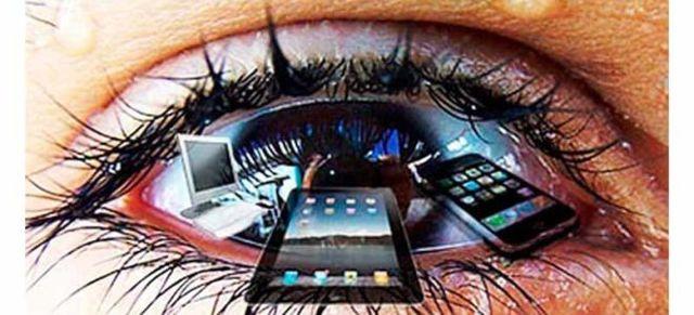 Упражнения для глаз при работе на компьютере и после работы - гимнастика для улучшения зрения, тренировка мышц глаза