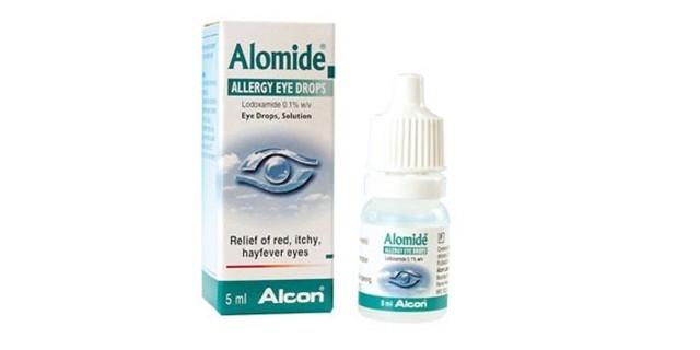 Глазные капли от аллергического конъюктивита у взрослых