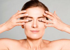 Массаж для глаз для улучшения и восстановления зрения